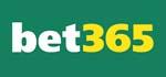 bet365, weiße und gelbe Schrift auf grünem Grund